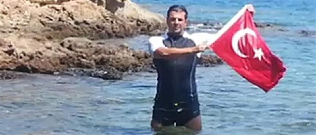 """Συστοιχίες πυραύλων στο… Φαρμακονήσι """"είδε"""" Τούρκος εθνικιστής"""