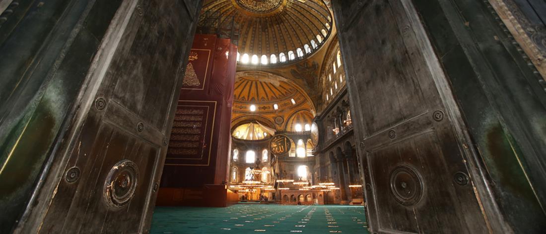 """Αγία Σοφία: """"Ράπισμα"""" της Unesco στην Τουρκία"""