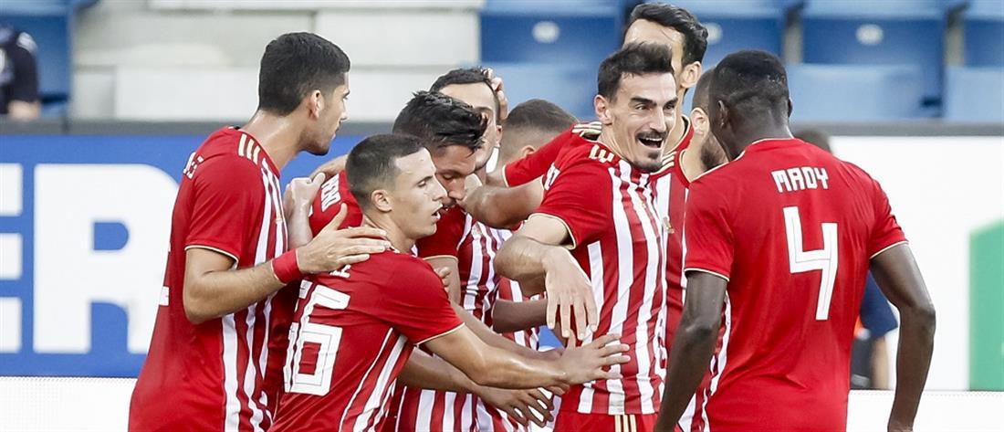Κατάταξη UEFA: ισχυροποιήθηκε στην 14η θέση η Ελλάδα