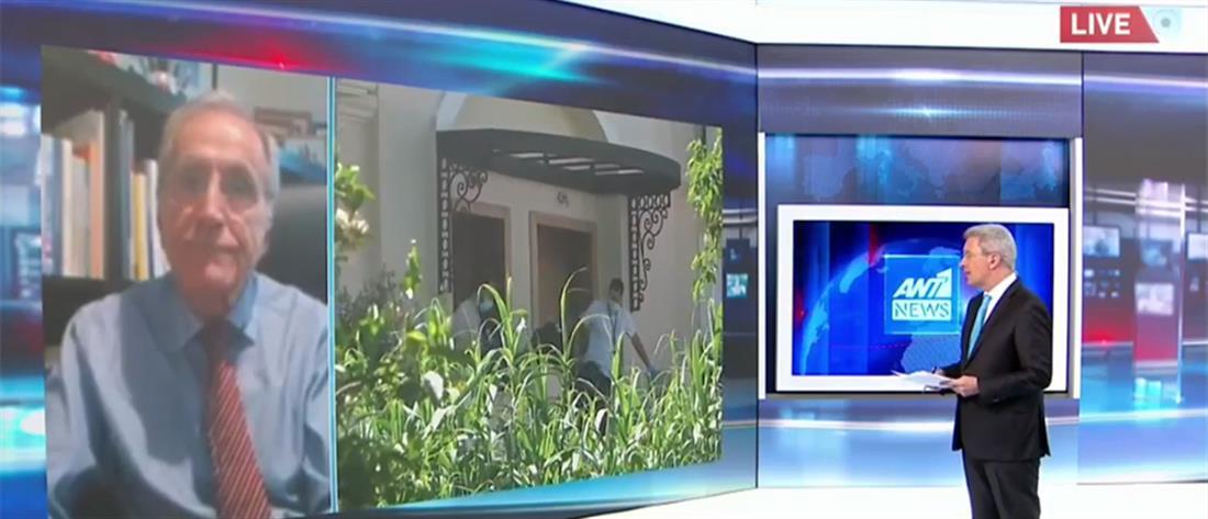 Γλυκά Νερά: Ο Πάνος Σόμπολος στον ΑΝΤ1 για το στυγερό έγκλημα (βίντεο)