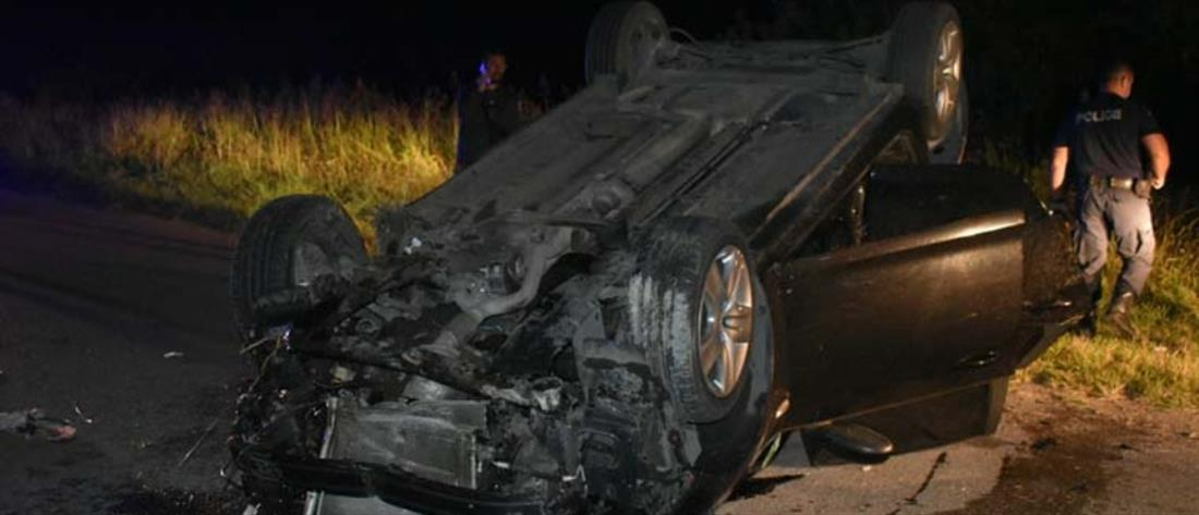 Εικόνες - σοκ: Φρικτό τροχαίο δυστύχημα για 32χρονο