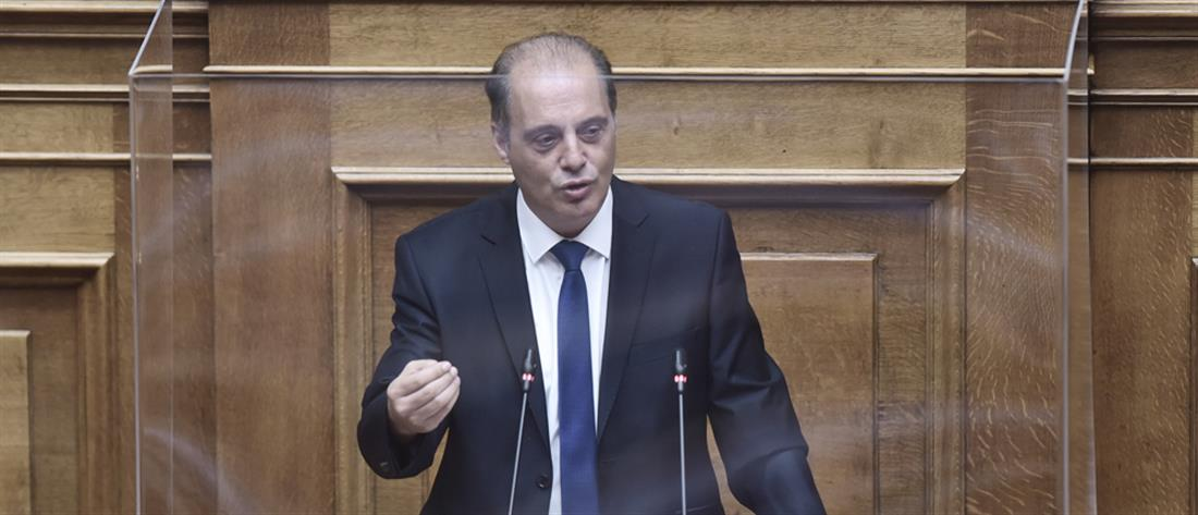 Κυριάκος Βελόπουλος - βουλή