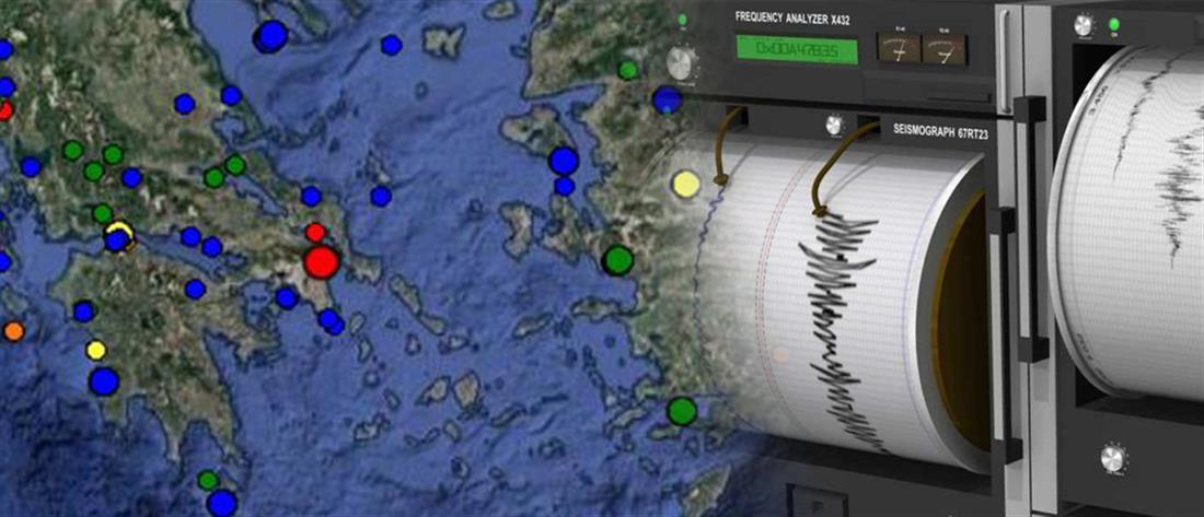 """Οι εκτιμήσεις των σεισμολόγων για τον σεισμό που """"ταρακούνησε"""" την Αττική (βίντεο)"""