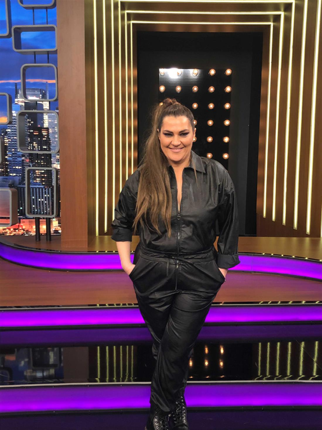 The 2Night Show - Κατερίνα Ζαρίφη