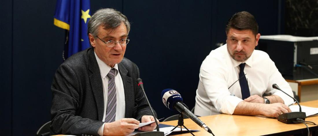 Κορονοϊός: Επιστρέφει στην ενημέρωση ο Τσιόδρας