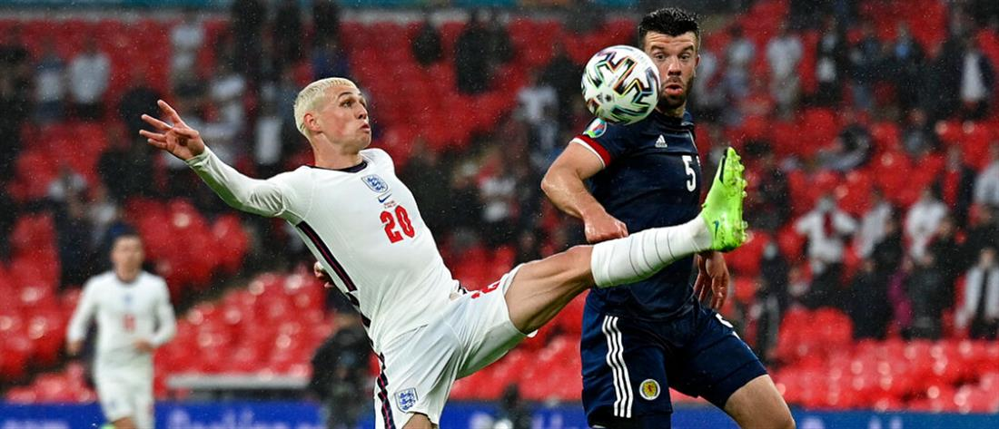EURO 2020 - ΑΓΓΛΙΑ - ΣΚΩΤΙΑ