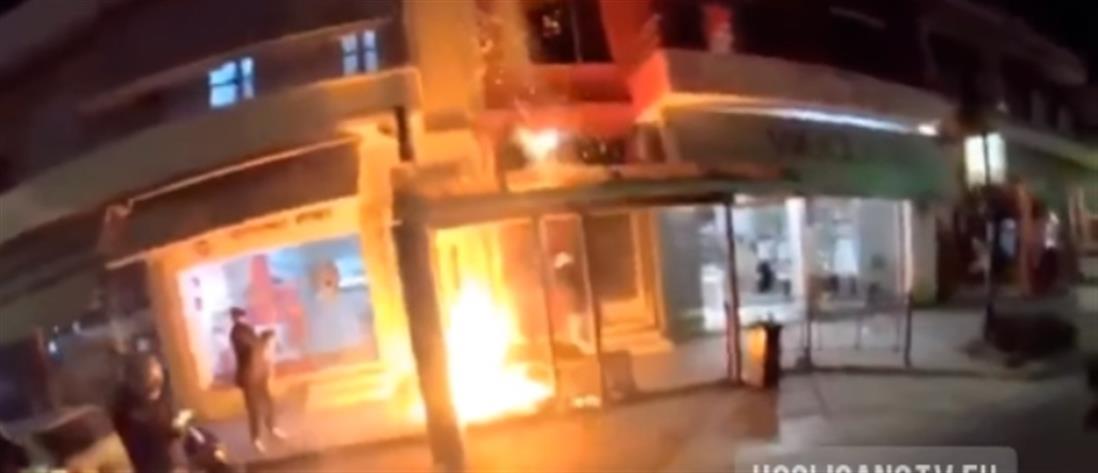 Βίντεο – ντοκουμέντο από την επίθεση σε σύνδεσμο φιλάθλων του Ολυμπιακού