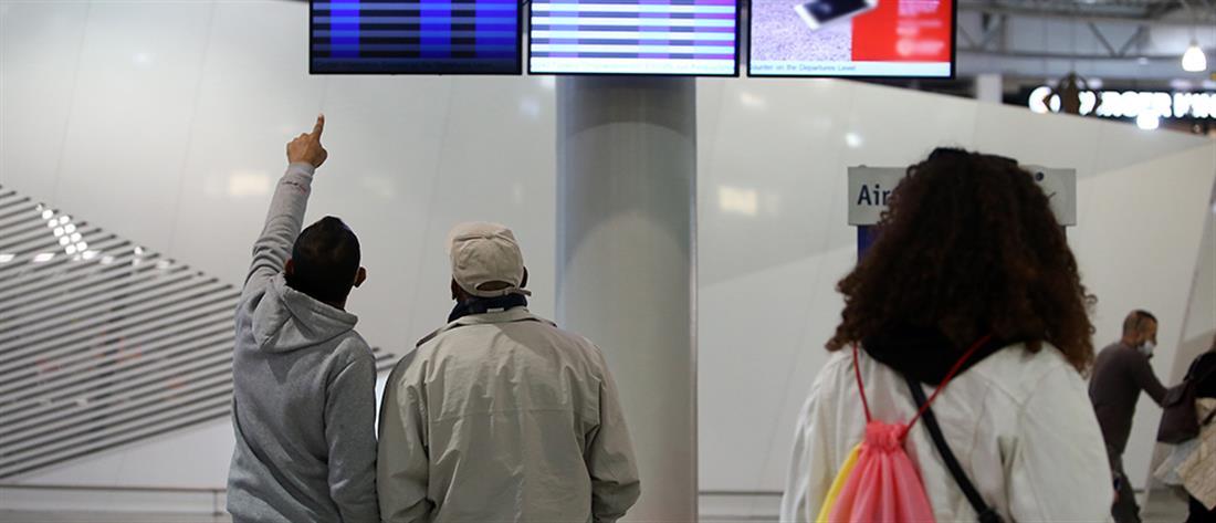 Κορονοϊός: Παράταση στις αεροπορικές οδηγίες