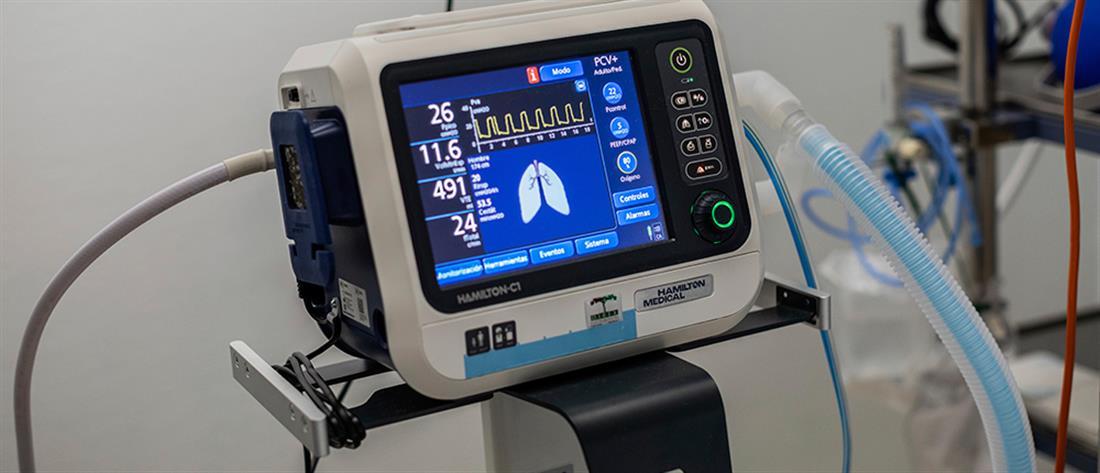 """Έγκλημα στον """"Ερυθρό Σταυρό"""": ασθενής """"έκοψε"""" το οξυγόνο σε διασωληνωμένο με κορονοϊό"""