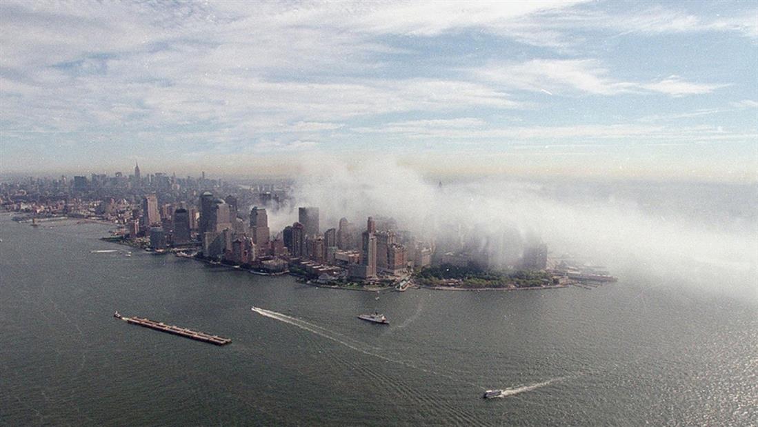 11η Σεπτεμβρίου - δίδυμοι πύργοι - τρομοκρατική επίθεση - Νέα Υόρκη