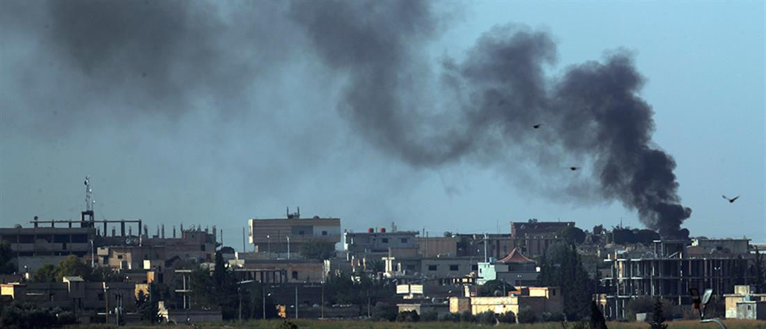 Βομβαρδίζει αμάχους και καταυλισμούς προσφύγων ο Ερντογάν στη Συρία