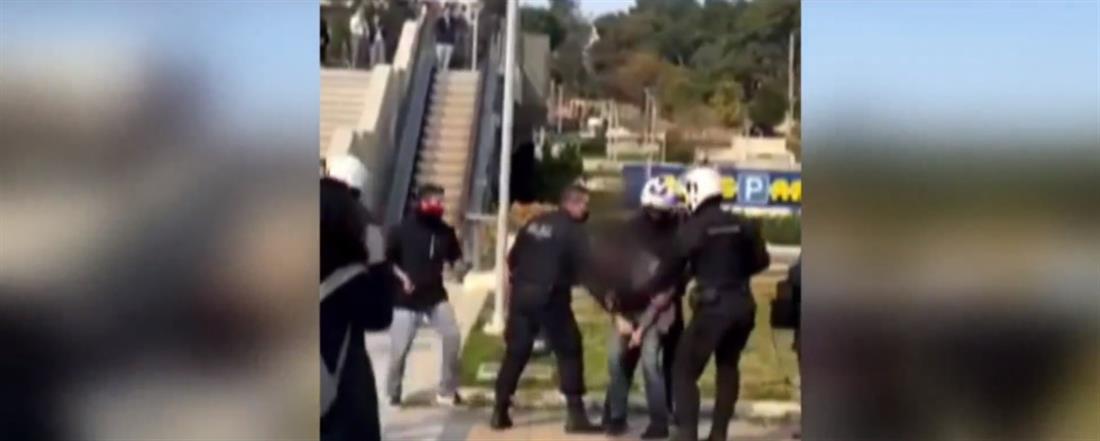Χρυσοχοΐδης: η αστυνομική βία δεν δικαιολογείται