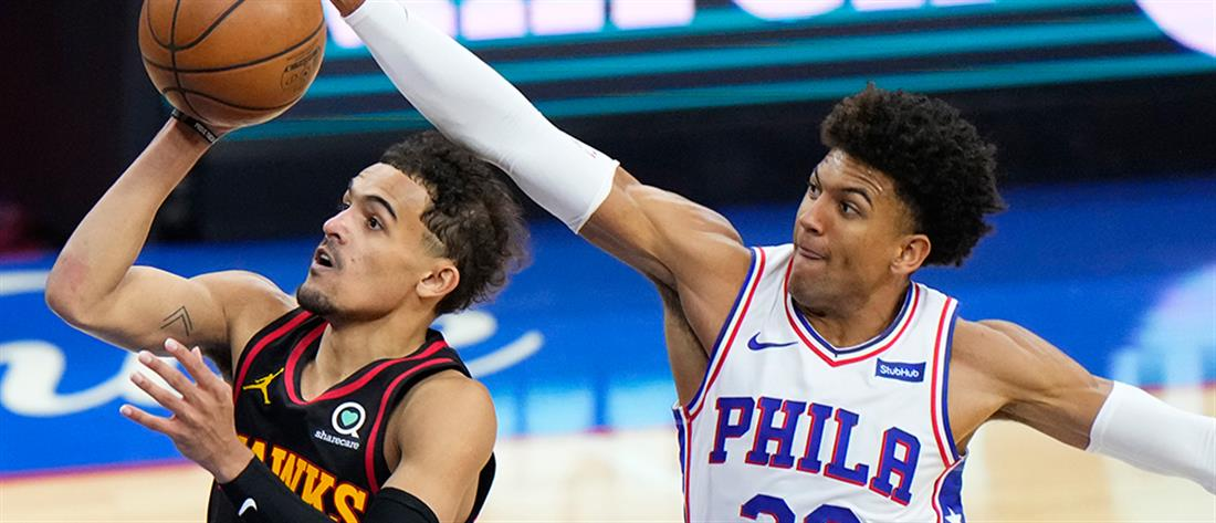 NBA: Χοκς - Μπακς στους τελικούς της Ανατολής