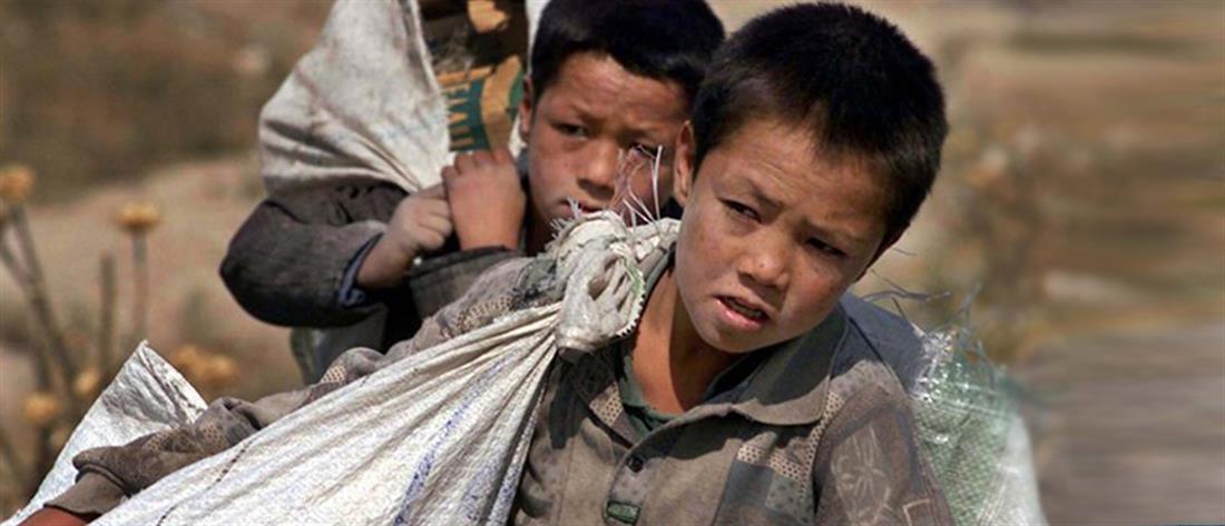"""Στοιχεία - σοκ: 152 εκατ. """"παιδιά σκλάβοι"""" σε φάμπρικες και εργοστάσια"""
