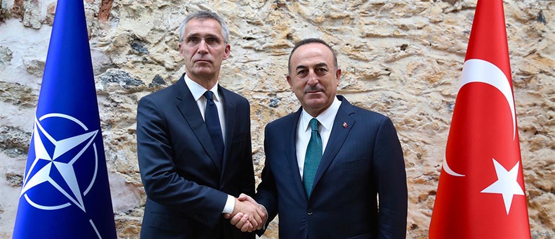 Αυτοσυγκράτηση από την Άγκυρα ζητά το ΝΑΤΟ