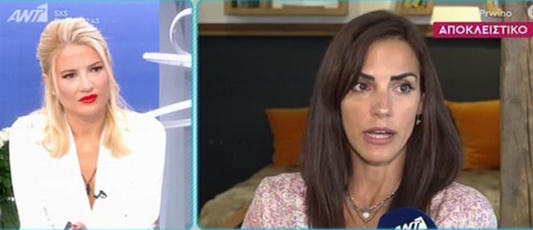 """Ελισάβετ Σπανού στο """"Πρωινό"""": Έκανα κατάψυξη ωαρίων (βίντεο)"""