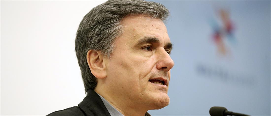 Τσακαλώτος: συμφωνήσαμε για μέτρα 2% του ΑΕΠ