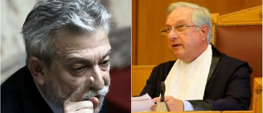 Κοντονής: οι δικαστές να αρθούν στο ύψος των περιστάσεων