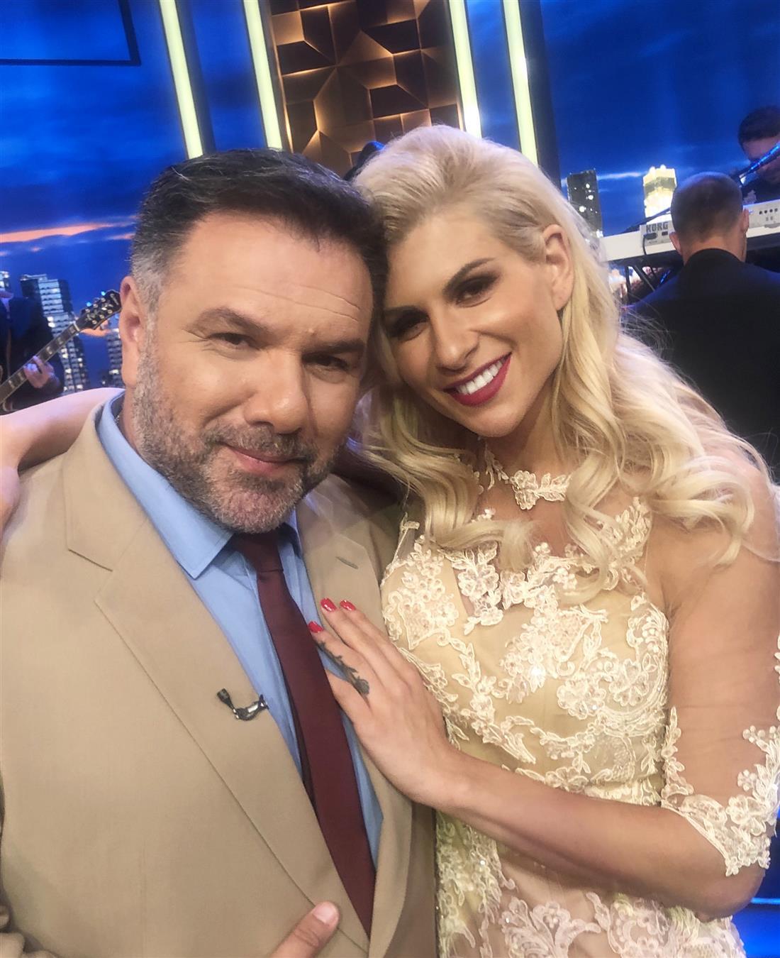 The 2Night Show - Ευρυδίκη Παπαδοπούλου