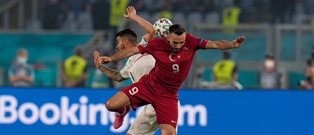 AP - ΙΤΑΛΙΑ - ΤΟΥΡΚΙΑ - EURO 2020