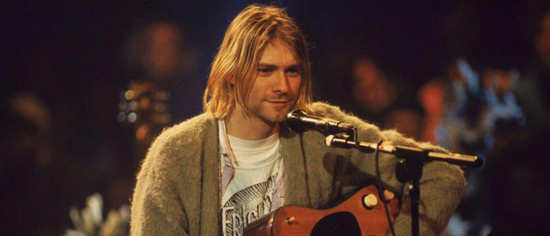 """Στο """"σφυρί"""" η θρυλική κιθάρα του Κερτ Κομπέιν"""
