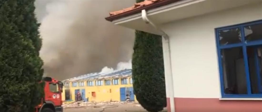 Τουρκία: νεκροί και τραυματίες από έκρηξη σε εργοστάσιο πυροτεχνημάτων