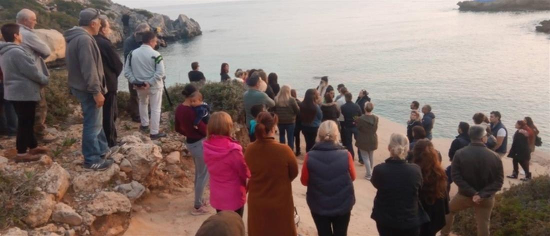 Ρόδος: άναψαν κεριά και προσευχήθηκαν εκεί που ξεψύχησε η φοιτήτρια (εικόνες)