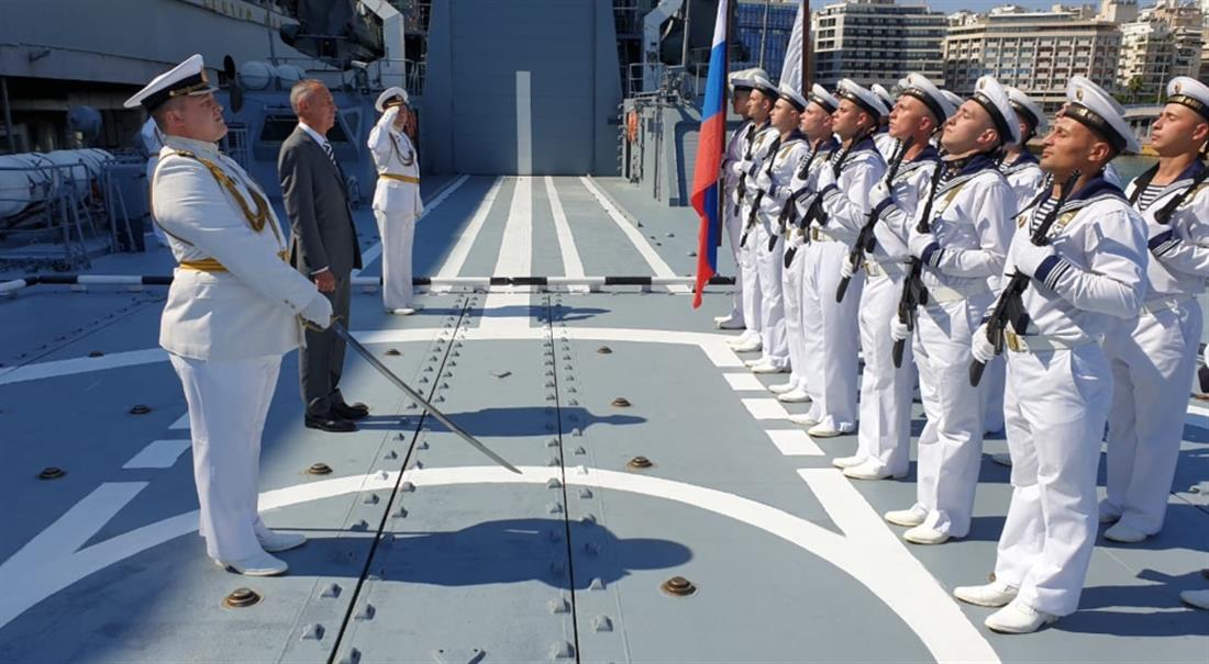 Ρωσία - Στολος Μαύρης Θάλασσας - Vasily Bykov