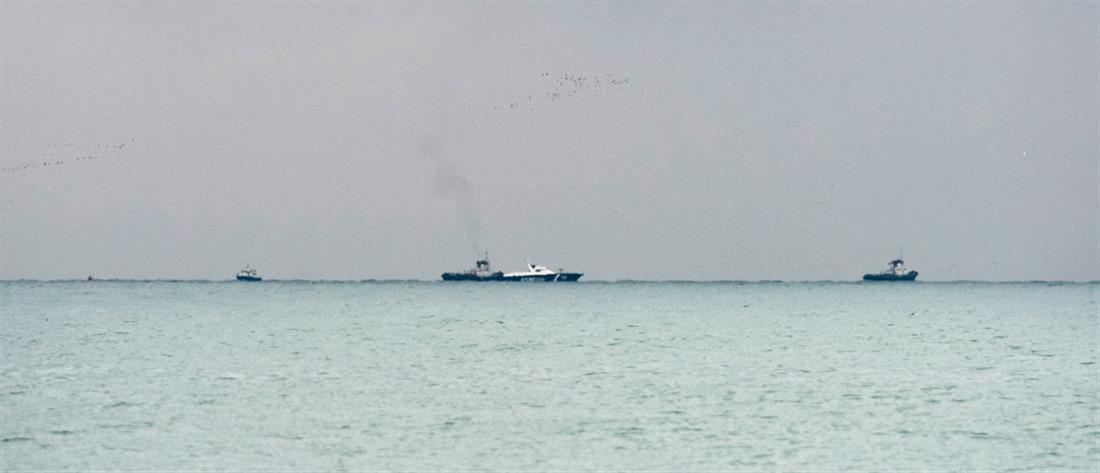 Ναυάγιο στην Μαύρη Θάλασσα