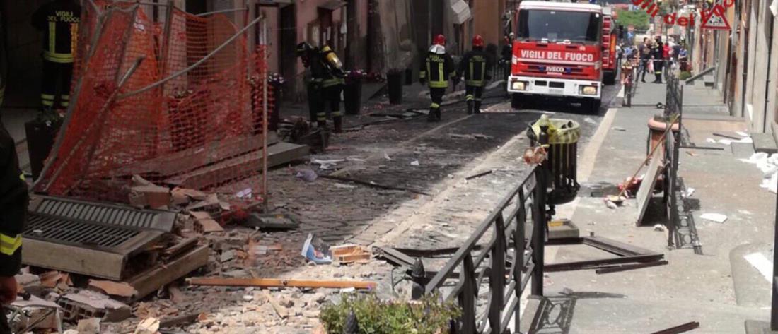 Έκρηξη σε κτήριο στην Ρώμη