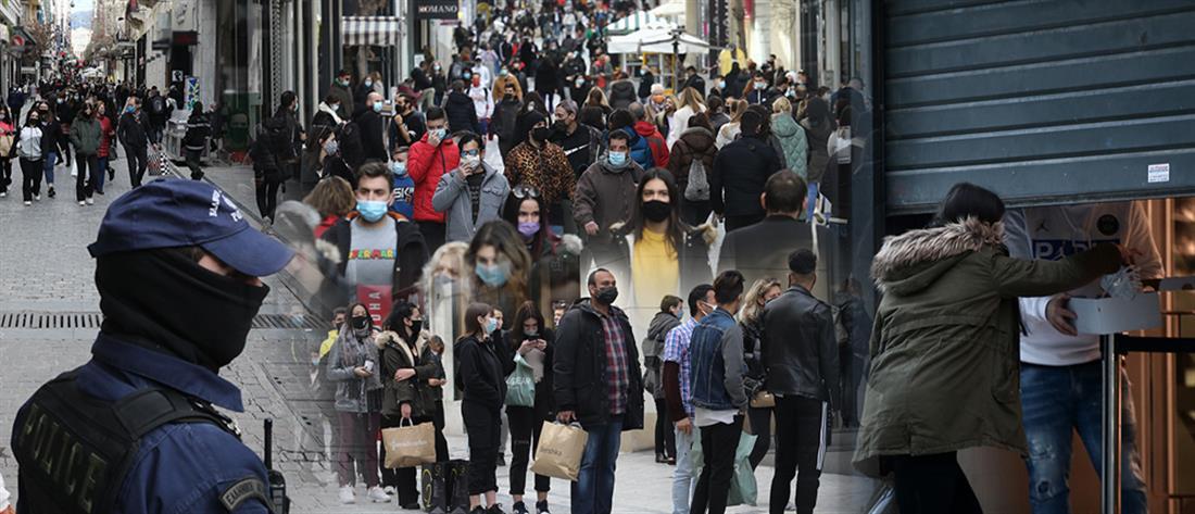 Λιανεμπόριο - 13032: Ο νέος αριθμός για ψώνια στα καταστήματα