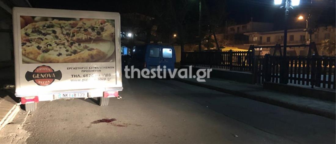 Άγρια δολοφονημένος βρέθηκε άνδρας στην Θεσσαλονίκη (εικόνες)