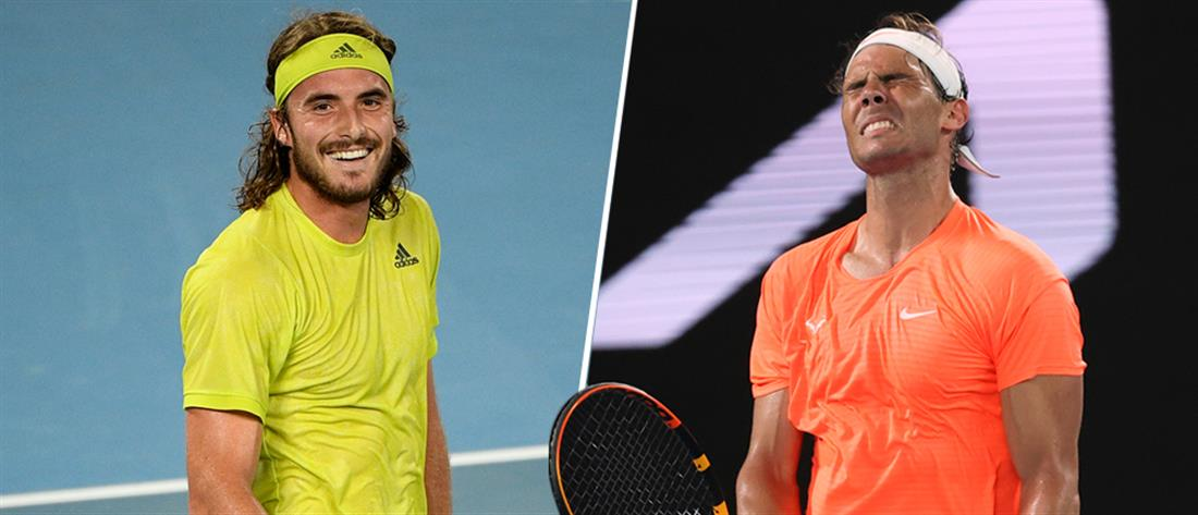 "Australian Open – Τσιτσιπάς: ""μυθική"" ανατροπή κόντρα στον Ναδάλ"