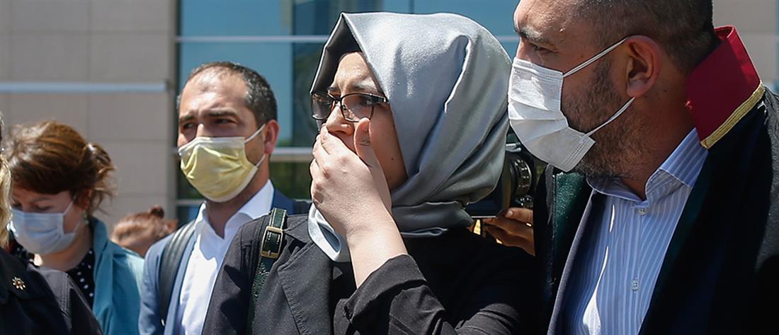 Τιμωρία του Μπιν Σαλμάν ζητεί η σύντροφος του Κασόγκι