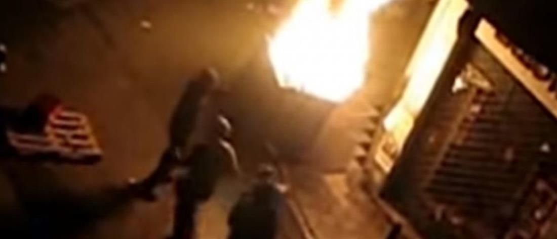 Δολοφονία Γρηγορόπουλου: Σπάνιο βίντεο από την 6η Δεκέμβρη 2008 στα Εξάρχεια