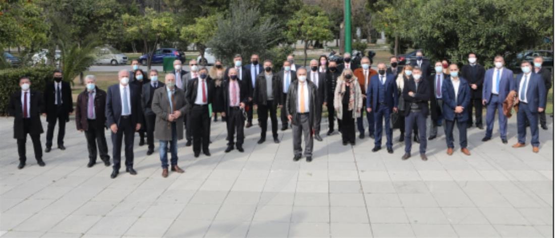 Συνάντηση Μητσοτάκη με δικηγόρους