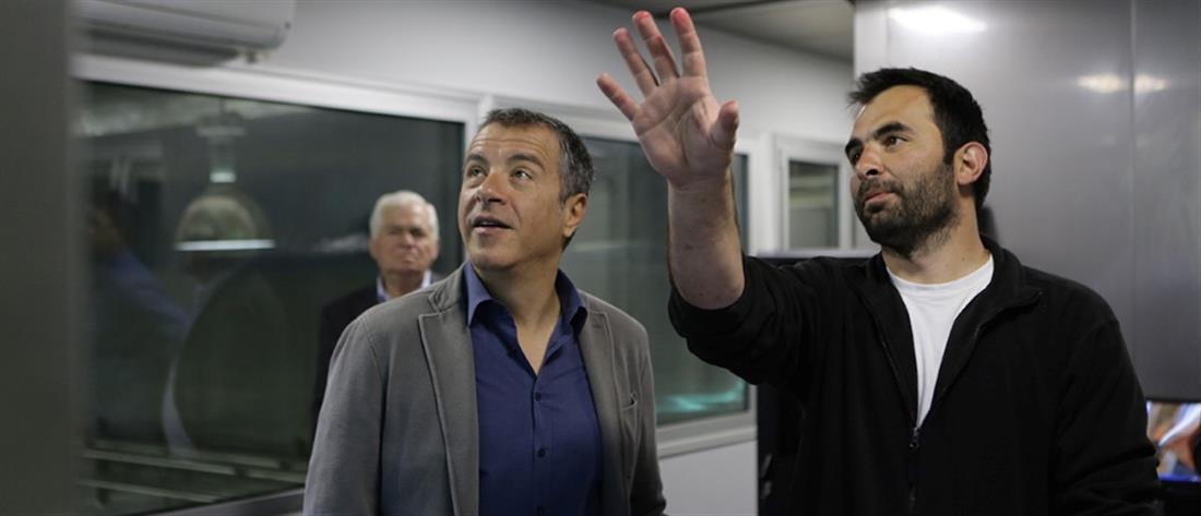 Θεοδωράκης: Η κυβέρνηση δεν έχει σχέδιο για την ανάπτυξη της παραγωγής