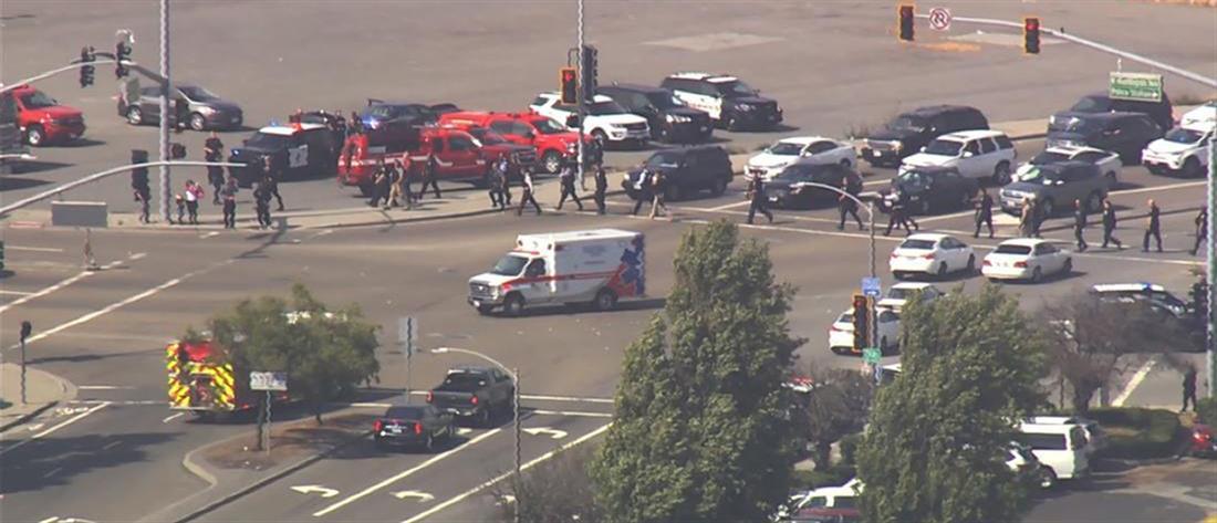 Καλιφόρνια - πυροβολισμοί - εμπορικό κέντρο