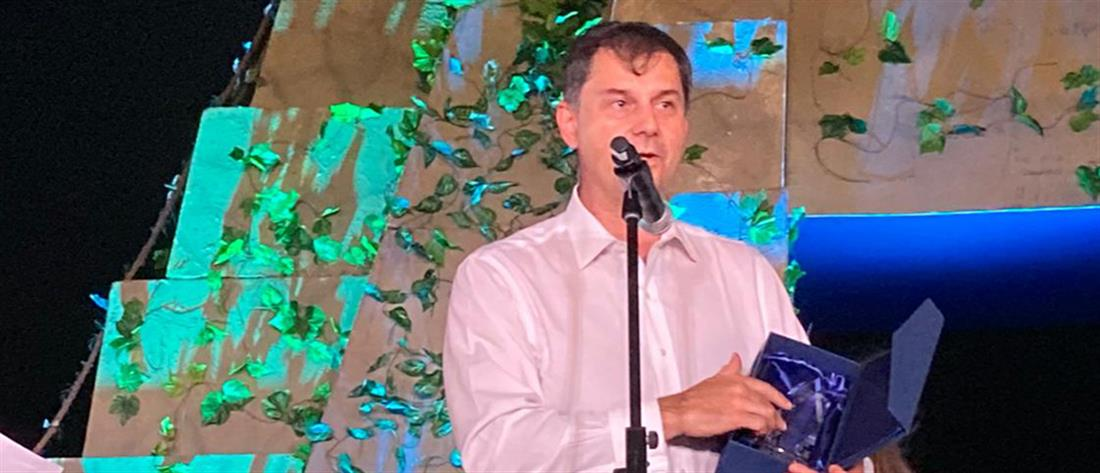 WTCC: ο Χάρης Θεοχάρης παρέλαβε διεθνές βραβείο για την Ελλάδα