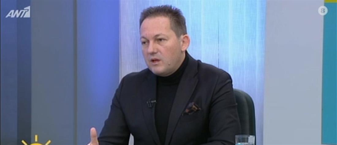 Πέτσας στον ΑΝΤ1: το νέο Ασφαλιστικό θα φέρει μόνο θετικά μέτρα (βίντεο)