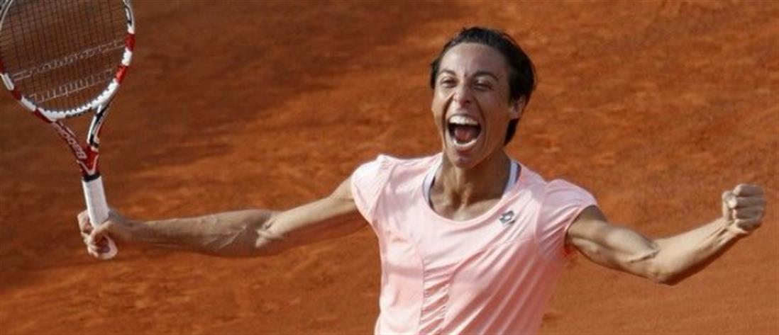 Η Σκιαβόνε βγήκε νικήτρια στη μάχη της με τον καρκίνο