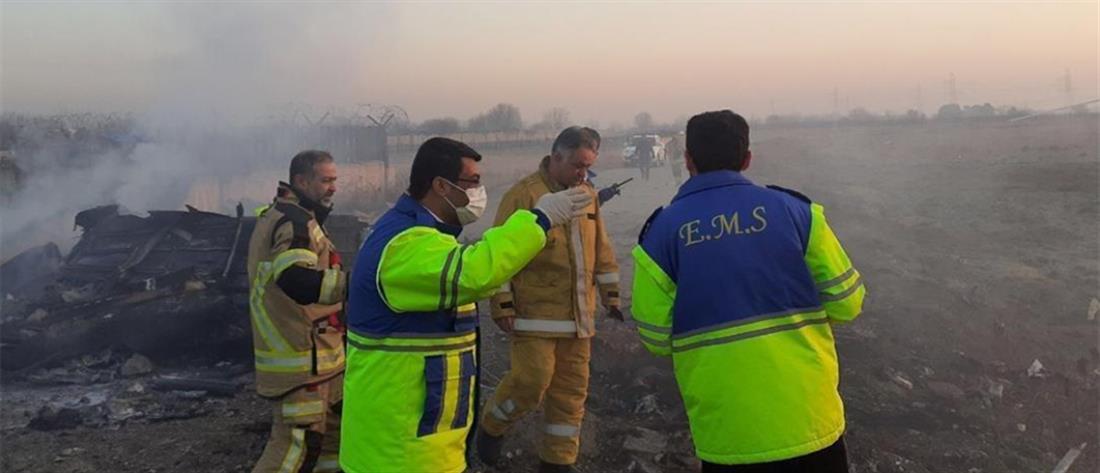 Τεχεράνη: συνετρίβη Boeing 737 με 180 επιβάτες!