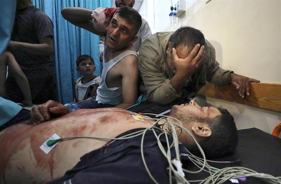 Μέση Ανατολή - Γάζα - Ισραήλ - πύραυλοι