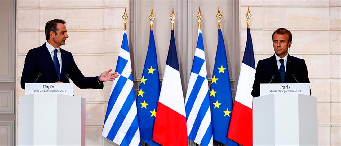 Ελλάδα - Γαλλία: Το πλήρες κείμενο της ιστορικής συμφωνίας