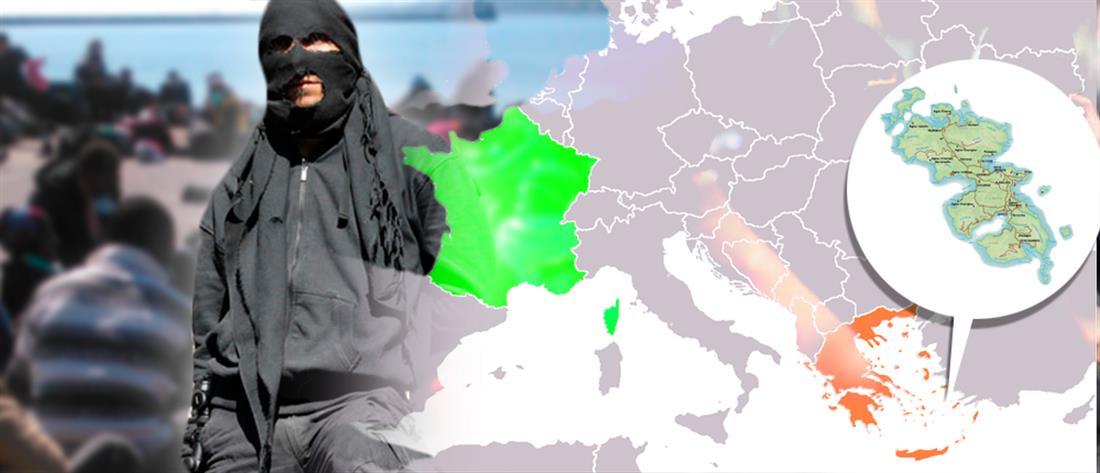 Από την Λέρο πέρασε ο ένας τζιχαντιστής που αιματοκύλησε το Παρίσι