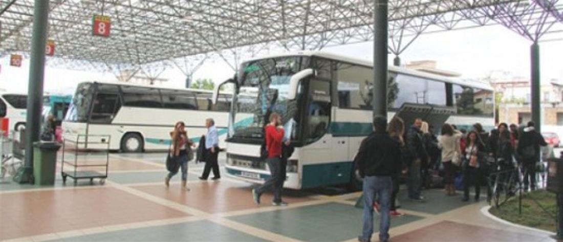 Επιβάτης λεωφορείου πέθανε στην διαδρομή