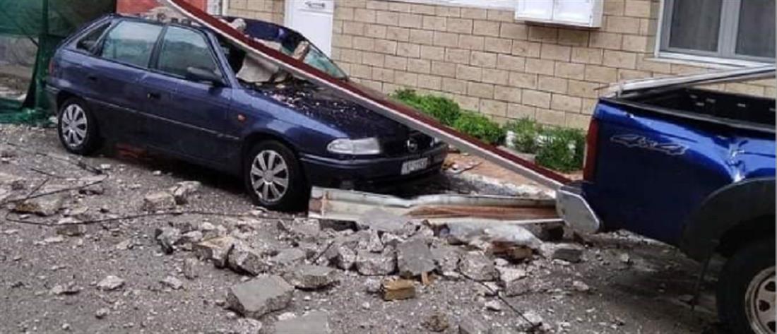 Σεισμός στην Σάμο: τραυματίες και μεγάλες ζημιές στο νησί (εικόνες)