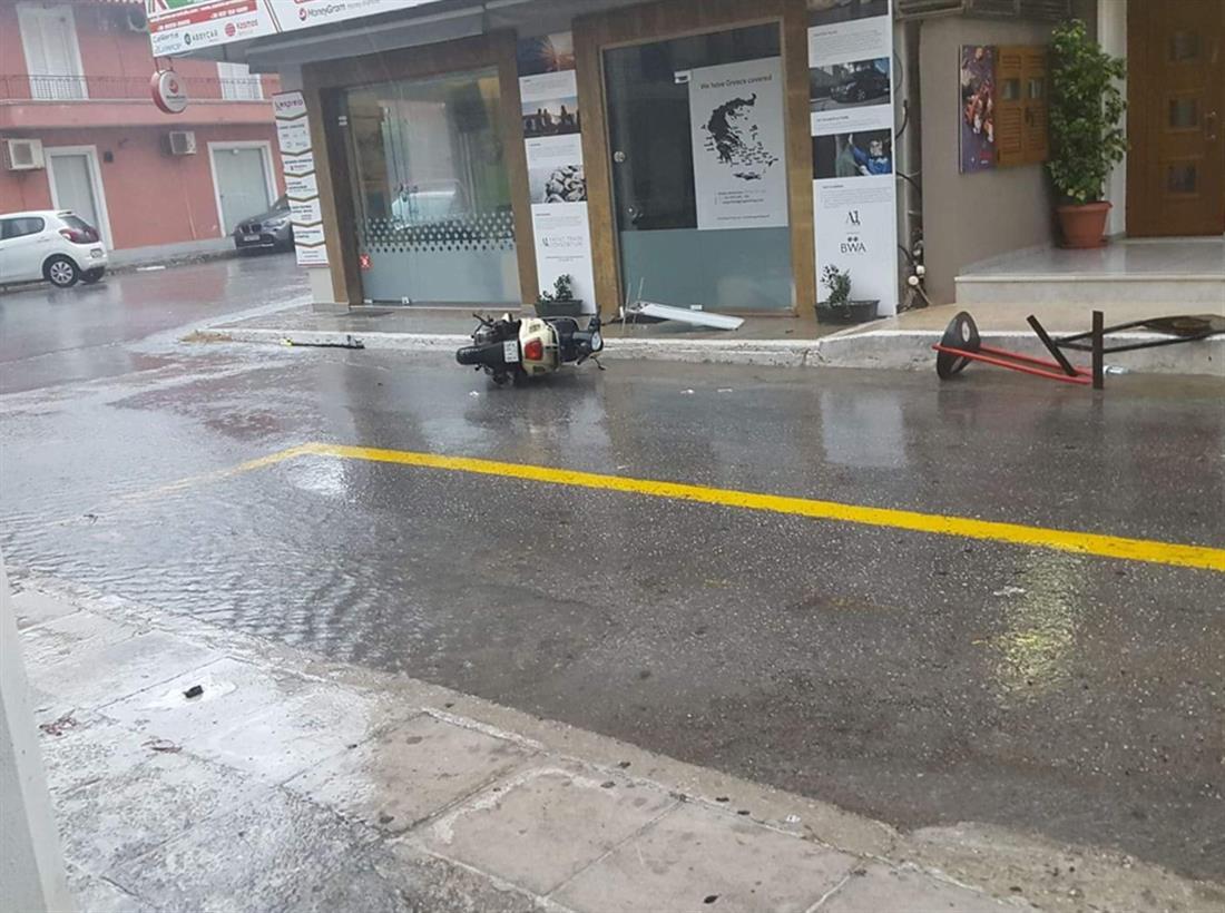 Ζάκυνθος - Ιανός - κακοκαιρία