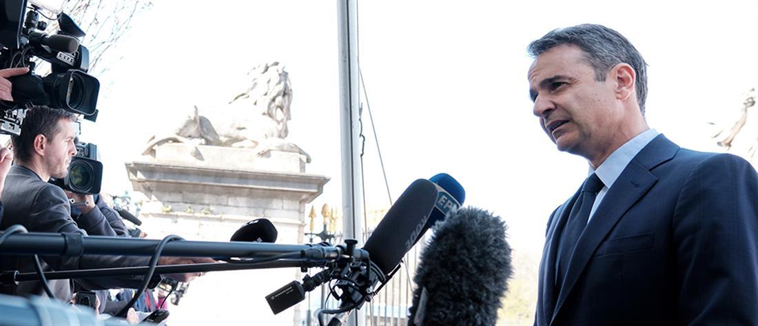 Μητσοτάκης: Οι πολίτες θα αφήσουν πίσω τους το ψέμα και τον λαϊκισμό