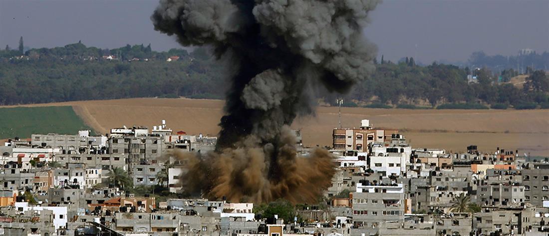 AP - Ισραήλ - Παλαιστίνη - Λωρίδα της Γάζας - επεισόδια